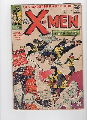 X-Men #1 Origin and 1st Appearance of the X-Men 2.5 CR/OW