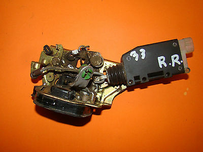 holden vt vx vy vz central locking actuator rear right commodore calais ss