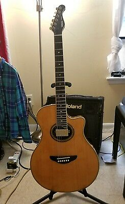 Yamaha APX-10TS Acoustic/Electric Guitar Bachata ready