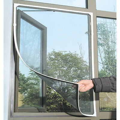 DIY Anti-Insect Fly Bug Mosquito Door Window Curtain Net Mesh Screen Protector