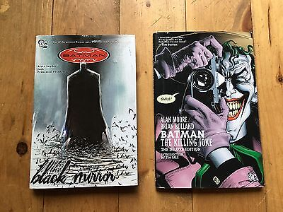 Lot of 2 HC Batman Graphic Novels USED Condition HARD COVER
