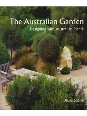 NEW The Australian Garden  By Diana Snape Paperback Free Shipping
