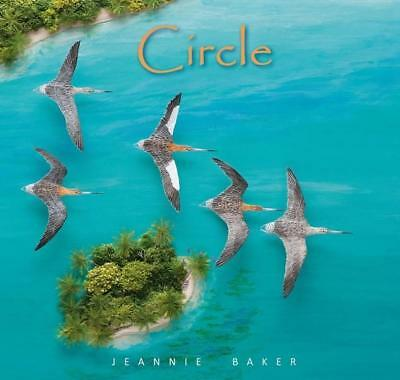 NEW Circle By Jeannie Baker Hardcover Free Shipping