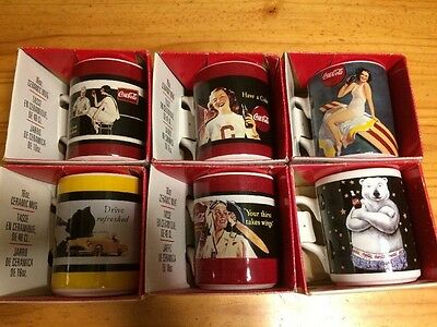 Coca Cola Coffee Mugs