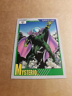 Marvel Universe 1991 Series 2 Card #70 Mysterio