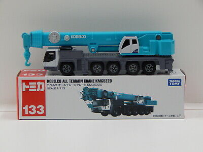 1:113 Kobelco All Terrain Crane KMG5220 - Made in Vietnam Tomica 133