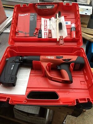 Hilti DX 460 Powder Actuated Fastening System w/MX 72 Fastener Magazine