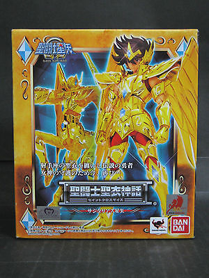 BANDAI  Saint Seiya OMEGA Ω Cloth Myth Sagittarius Seiya Action figure