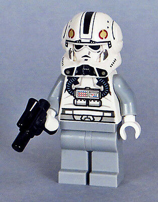 LEGO Star Wars 75039 - Gray V-Wing Starfighter Clone Trooper Pilot Minifigure