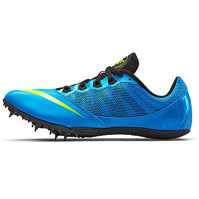 New Nike Zoom Rival S 7 Mens Track & Field Spikes Sprint Running Shoes Blue Volt