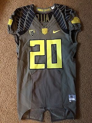 Oregon Ducks Game Jersey Nike Support The Troops