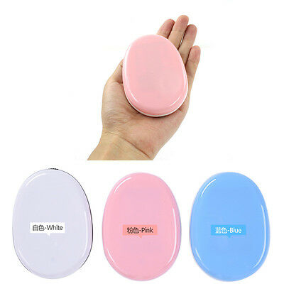 New Mini Electric Battery Hand Warmer,USB Rechargable Portable Pocket Heater