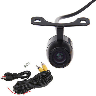 Wired Car Rear View CCD 130° angle Night Camera Reverse Backup Parking Camara