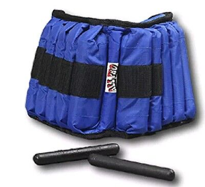 All Pro 20 Lbs Adjustable Ankle Weight