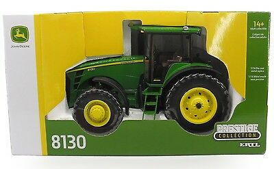 2017 ERTL 1:16 John Deere 8130 Tractor *PRESTIGE COLLECTION* NIB!