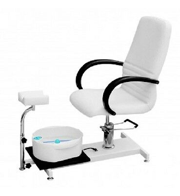 Pedicure Chair Foot Spa Luxury Bath Luxury Hydraulic Therapy Beauty New Massage