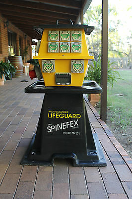2 NEW Lifeguard Spinefex 17 Portable Electric Units Only $1900 Each