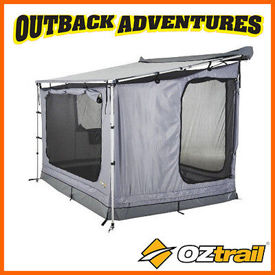 Oztrail Rv Shade Awning Tent 2.5M 4X4 Camping Tent Gazebo Accessories