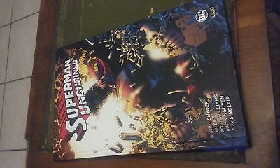 Superman unchained new limited 52-SNYDER-LEE