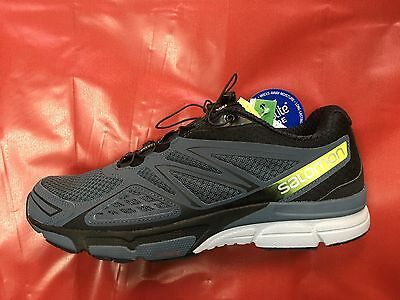 Scarpe Shoes Salomon X-Scream 3D Uomo Ortholite Sensifit Endofit Contagrip New