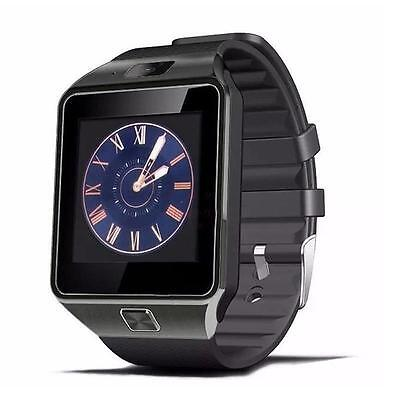 USA Bluetooth Smart Men Watch Phone 2G GSM Sports For Android iPhone Camera DZ09
