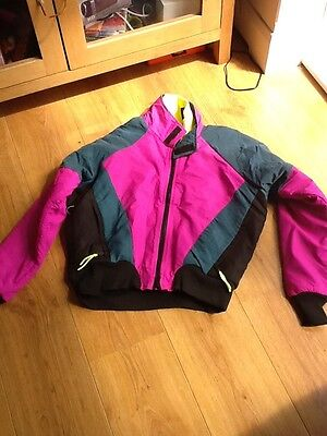 ladies cannondale cycling jacket small