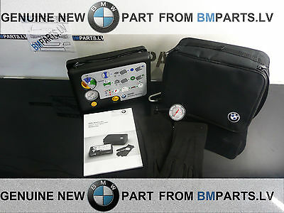 New Genuine Bmw Tire Mobility Set 71102333674