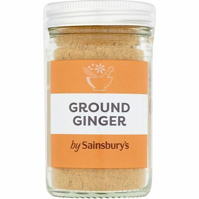 Sainsbury's Ground Ginger 38g