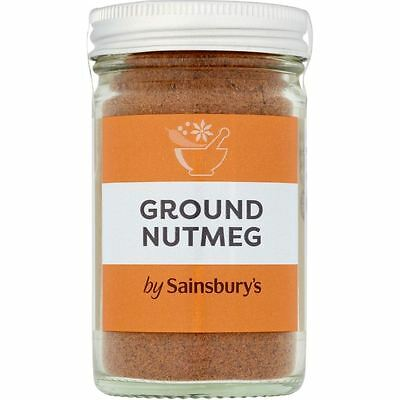 Sainsbury's Ground Nutmeg 50g