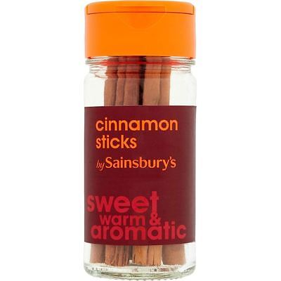 Sainsbury's Cinnamon Sticks 13g