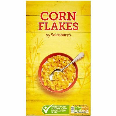 Sainsbury's Corn Flakes 750g