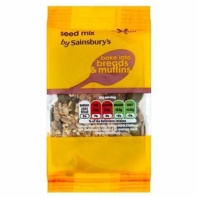 Sainsbury's Seed Mix 100g