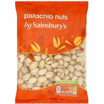 Sainsbury's Roasted Pistachios in Shells 300g