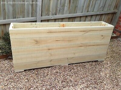 Planter Box, Planter Pot, Planter, Garden bed (CUSTOM MADE) (high)