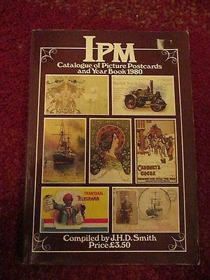 IPM Catalogue of Picture Postcards and Year Book 1980 (paperback)