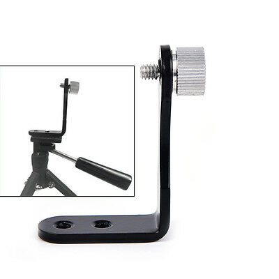 L-shape binocular adapter mount tripod bracket adapter for binocular telescope~