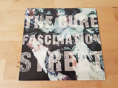 "The Cure - Fascination Street - US Promo 7"" - Elektra Records 1989"