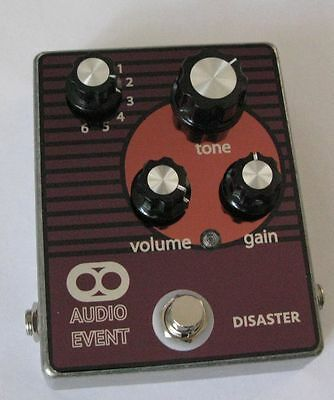 NEW VIDEO : AUDIO EVENT - DISASTER  BASS (Death by Audio Apocalypse clone)