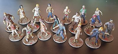 The Walking Dead - All Out War - 6x Miniature Dipinte - 6x Painted Miniatures