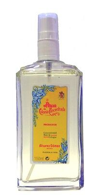 AGUA DE COLONIA CONCENTRADA de ALVAREZ GOMEZ - 150 mL [NO BOX] - Unisex