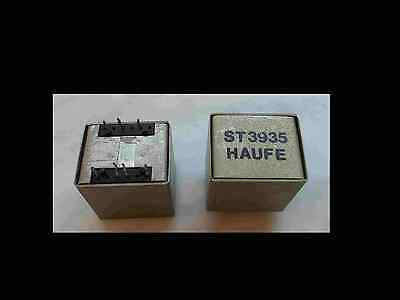 2 x HAUFE  ST3935  Audio Studio Übertrager Ausgangstreiber  output Transformer