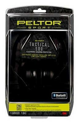 Peltor Tactical 500 (26db) (NRR) Electronic Hearing Protector TAC500-OTH