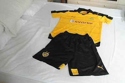 DORTMUND Maillot Replica Short Foot Taille XL Made in Thailand