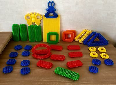 Sticklebricks Bundle Inc Butterfly & Rabbit characters