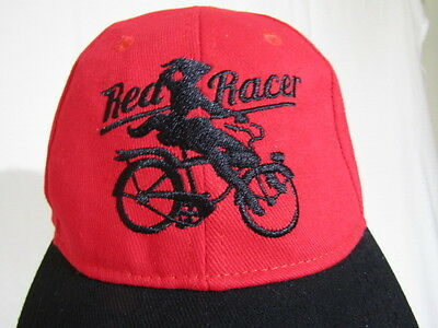 Red Racer Hat, Central City Brewery, Ball Cap