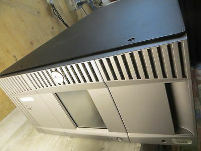 Dell ML6000 Tape Library - Touch Screen - 2x LTO 4 FC Drives WN444^