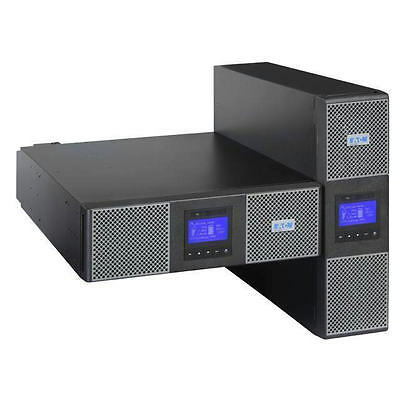 EATON 9PX6K Double-conversion On-Line 6000VA 5400W 208V Rack/Tower 3U RT UPS REF