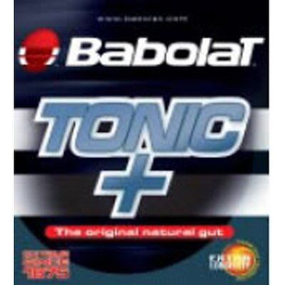Babolat Tonic + Thermogut Ball Feel