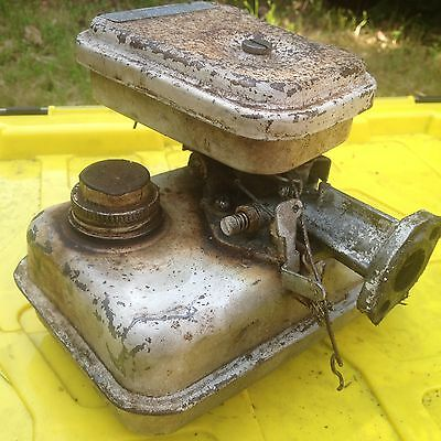Briggs And Stratton 2Hp Stationary Engine. Fuel Tank, Carburettor And Air Filter
