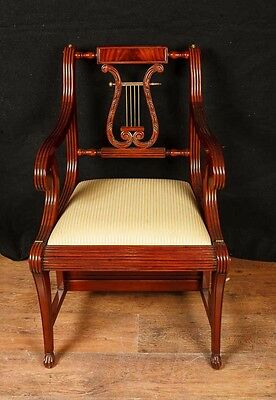 Metamorphic Regency Dining Chair Library Steps Ladder Chair